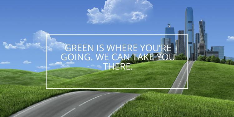 Green Cleaning Blog Header